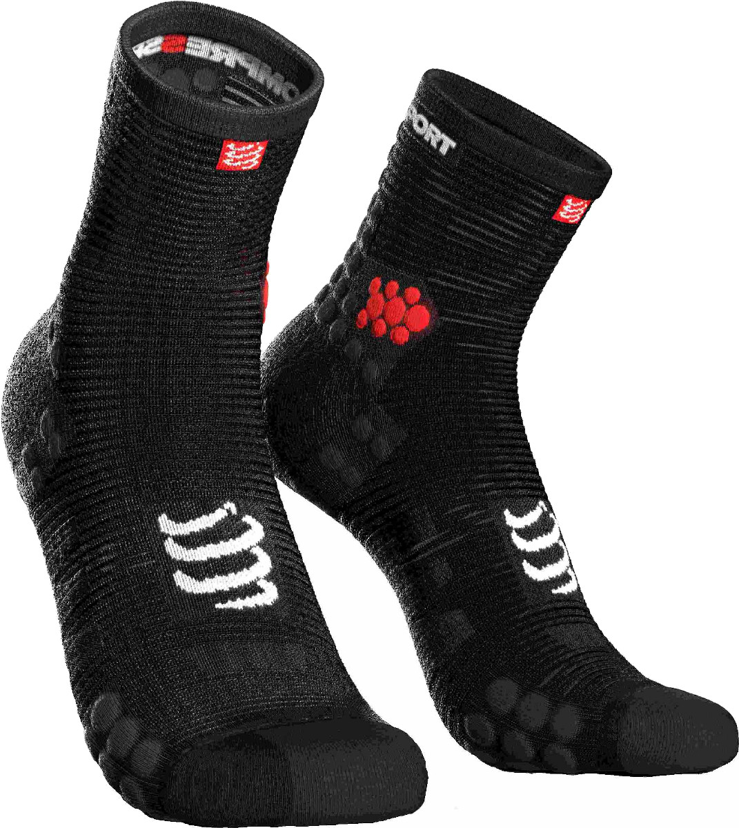 Sosete Compressport Pro Racing Socks V3 Run High