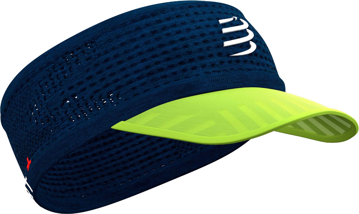 Viziera Compressport Spiderweb Headband On/Off