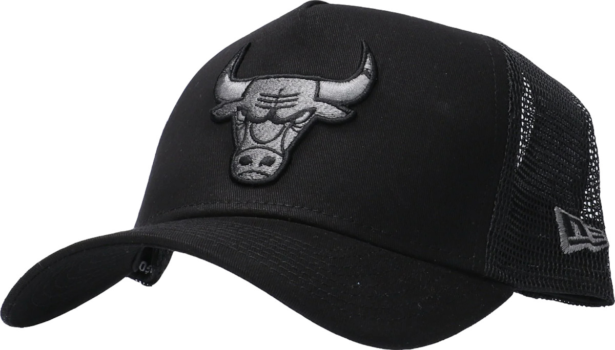 Sapca New Era Clean Trucker Chicago Bulls Cap