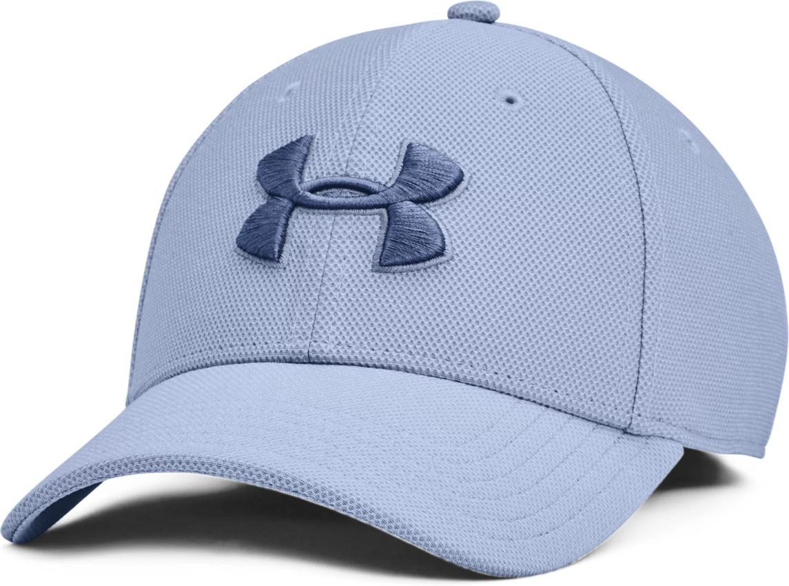 Sapca Under Armour UA M Hther Blitzing 3.0-BLU