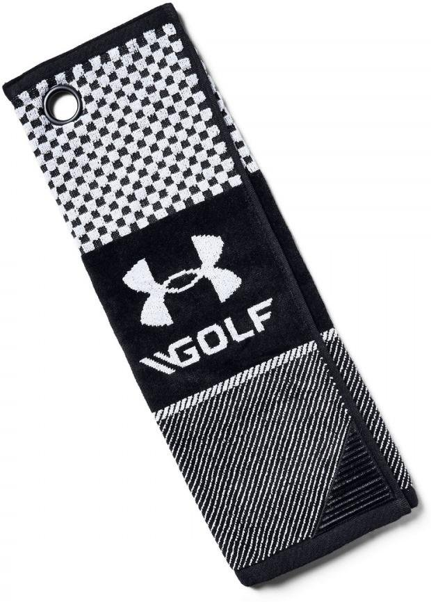 Prosop Under Armour Bag Golf Towel