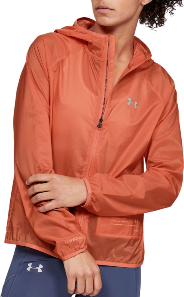 Jacheta cu gluga Under Armour UA Qualifier Storm Packable Jacket