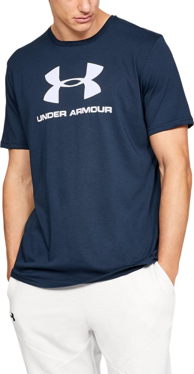 Tricou Under Armour UA SPORTSTYLE LOGO SS